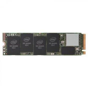 Твердотельный накопитель SSD M.2 INTEL 660P 1TB PCIe 3.0 x4 2280 QLC (JN63SSDPEKNW010T8X1)