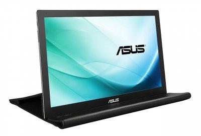 """Монитор LCD 15.6"""" Asus MB169B+ USB, 1920x1080, IPS (JN6390LM0183-B01170)"""
