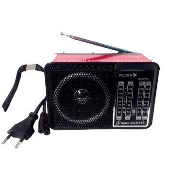 Радіоприймач NK-204 AC Neeka 57723-BR-2123