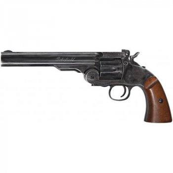 """Пневматический пистолет ASG Schofield 6"""" Pellet (18911)"""
