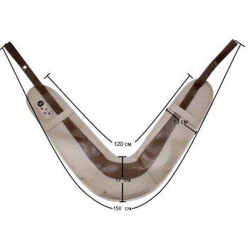 Массажер для спины плеч и шеи Cervical Massage Shawls