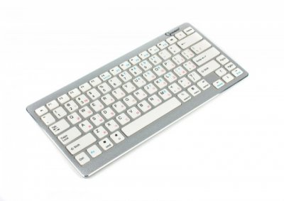 Безпровідна клавіатура Gembird KB-6411BT-UA