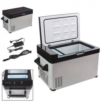 Автохолодильник компресорний на 37 літрів 220V (VCCF-40)