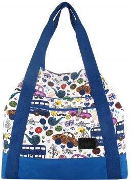 Женская пляжная сумка Episode Transporto S2504EX05.1 Синяя (2900000193994)