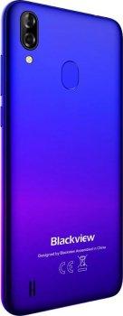 Мобільний телефон Blackview A60 Pro 3/16GB Blue (Українська версія)