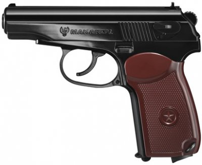 Пневматичний пістолет Umarex Legends Makarov (5.8152)
