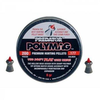 Пульки JSB Polymag 4,5 мм (1001-01-200)