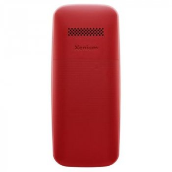 Мобільний телефон PHILIPS Xenium E109 Red