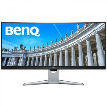 Монітор BENQ EX3501R Metallic Grey