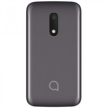 Мобільний телефон Alcatel 3025 Single SIM Metallic Gray (3025X-2AALUA1)