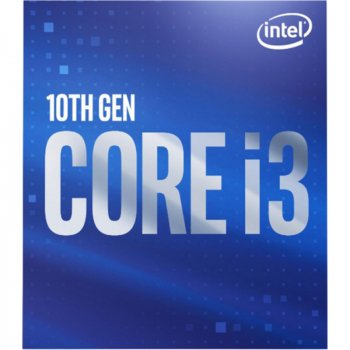 Процесор Intel Core i3-10100F 3.6 GHz/6MB (BX8070110100F) s1200 BOX