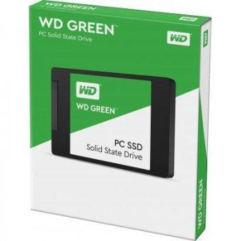 """SSD накопичувач Western Digital Green SSD 240GB 2.5"""" SATAIII TLC (WDS240G2G0A)"""