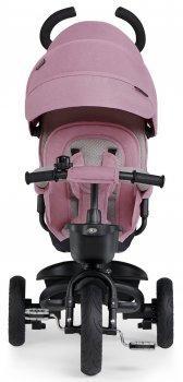 Трехколесный велосипед Kinderkraft Spinstep Mauvelous Pink (KRSPST00PNK0000) (5902533916528)