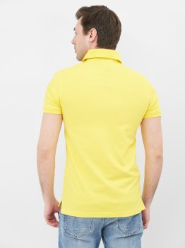 Поло Tommy Hilfiger 10676.3 Желтое