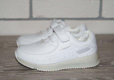 Кросівки світні BBT H2801 білі