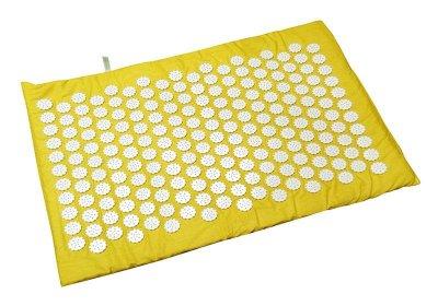 Масажний килимок (аплікатор Кузнєцова) Relax Mini 55*40 см жовтий