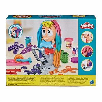 Набор для лепки Play-Doh Безумные прически (F1260)