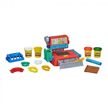 Игровой набор с массой для лепки Play-Doh Кассовый аппарат со звуковым эффектом (E6890)