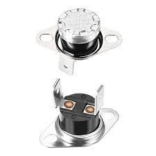 Термореле KSD301-200, 250V, 10A, (200°C) R- тип 1002782 самовосстанавливающийся