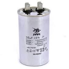 Конденсатор пусковий CBB65 плівковий 50 мкФ 450В JYUL
