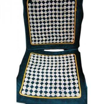 Нефритовый коврик со вставками, 40х110 см, Массажер