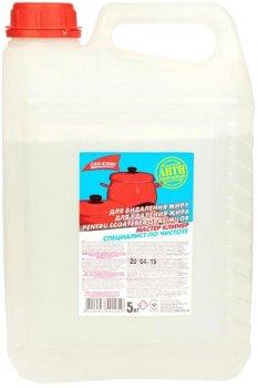 Моющее средство для плит Сан Клин 5 л (4820003541050)