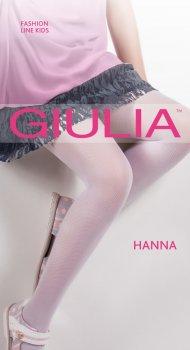 Колготки Giulia Hanna (1) 40 Den 140/146 см Panna (4820040277844)