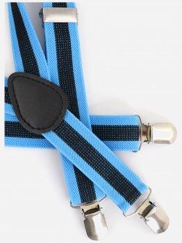 Підтяжки Traum 8530-34 Блакитні (4820008530349)