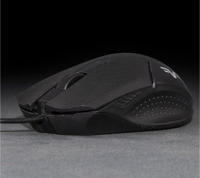 Мышь Frime FM-075B Black 1.5m