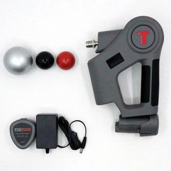 Перкуссионный массажер - ударный массажный пистолет TimTam Pro