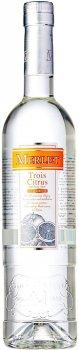 Ликер Merlet Triple Sec Trois Citrus 40% 0.7 л (3443210162002)