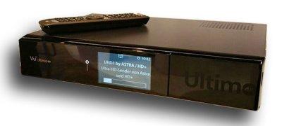 Спутниковый ресивер Vu+ Ultimo 4K UHD