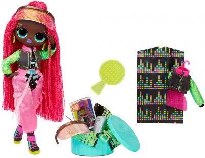 Игровой набор с куклой L.O.L. SURPRISE! серии O.M.G. Dance – Виртуаль (117865) (6900006575233)
