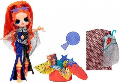 Игровой набор с куклой L.O.L. SURPRISE! серии O.M.G. Dance – Леди-крутышка (117889) (6900006575257)