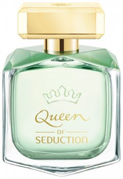 Тестер Туалетная вода для женщин Antonio Banderas Queen Of Seduction Lou Cost 80 мл (ROZ6400105683)