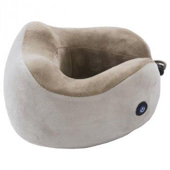 Подушка массажная с памятью Elite U-Shaped Massage Pillow EL-320-12 (EL-320-12)