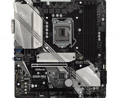 Материнська плата ASRock B365M Pro4 Socket 1151