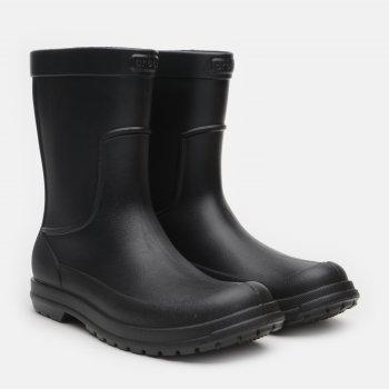 Резиновые сапоги Crocs Men's AllCast Rain Boot 204862-060 Черные