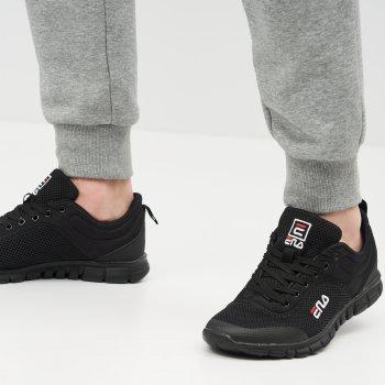 Кроссовки Bayota A026-1 Черные