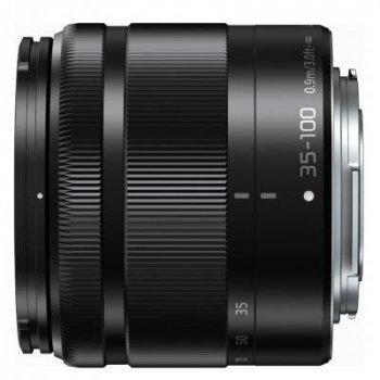 Об'єктив PANASONIC Micro 4/3 Lens 35-100 mm F4-5.6 (H-FS35100E-K)