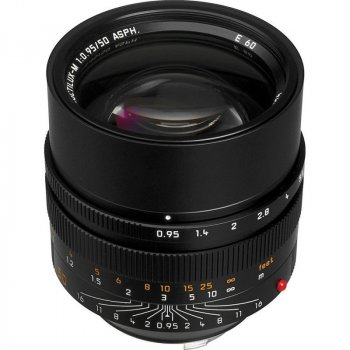 Об'єктив Leica NOCTILUX-M 50mm f0.95 (11602)