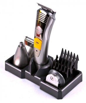 Машинка для стрижки волосся і бороди KEMEI