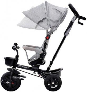 Трехколесный велосипед Kinderkraft Aveo Gray (KKRAVEOGRY0000) (158375)