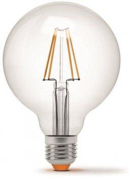 Світлодіодна лампа VIDEX Filament G95FD 7 Вт E27 4100 K (VL-G95FD-07274)