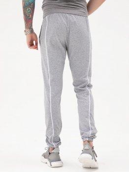 Спортивні штани ISSA PLUS SG-12_світло-сірий Світло-сірі