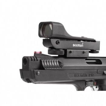 Пневматичний пістолет Beeman P17 з колиматорным прицілом