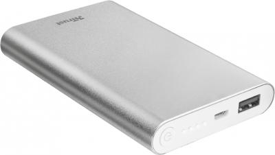 УМБ Trust Ula Thin Metal 8000 mAh Grey (TR 22822)