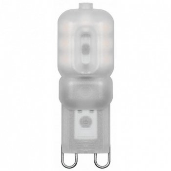 "Лампа світлодіодна G9 3W 300LM 6500K AC 220-240V ""LEMANSO"" LM3035"