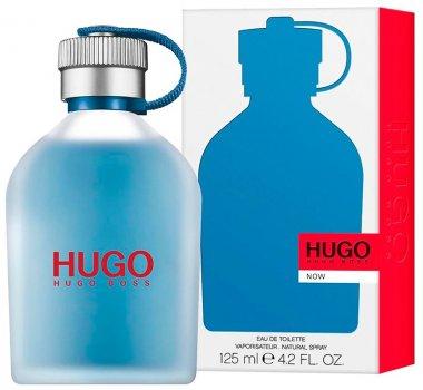 Туалетная вода для мужчин Hugo Boss Hugo Now 125 мл (3614229483154)