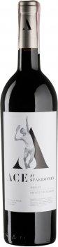 Вино ACE by Stakhovsky Мерло Ace червоне сухе 0.75 л 13.5% (4820137571848)